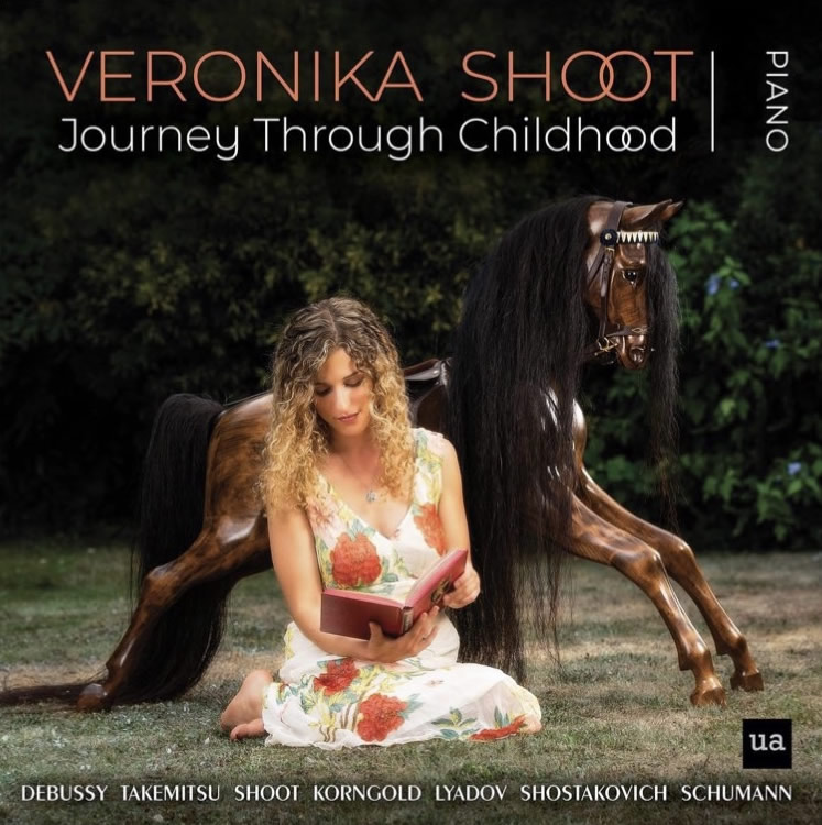 Journey Through Childhood - Veronika Shoot - album cover